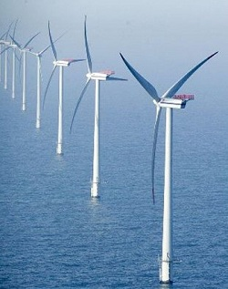 Out of sight: Floating turbine technology could put offshore wind