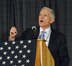 General Wesley Clark Growth Energy AG CONNECT Expo