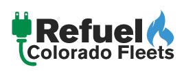 Refuel Colorado Fleets logo