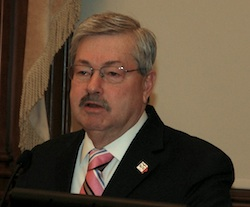 IA Gov Branstad at Hearing in the Heartland Jan 23 2013
