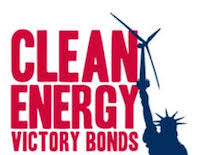 Clean Energy Victory Bonds logo