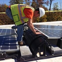 Patriot Solar Group Spider ST