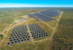 SunPower Corp Herbert power plant