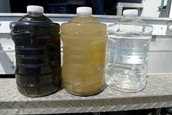 OriginOilbakersfieldwatersample