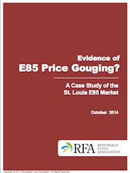 Evidence of Price Gouging RFA Case Study
