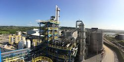 GranBio 2G cellulosic ethanol plant in Brazil