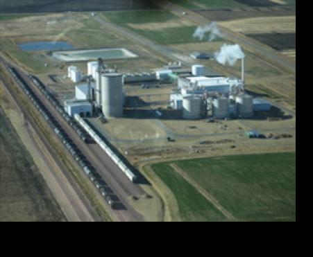 Highwater Ethanol Aerial Photos