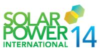 Solar Power International 14 logo