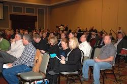 2015 Iowa Renewable Fuels Summit crowds