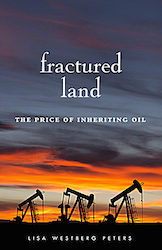 Fractured Land by Lisa Westberg Peters