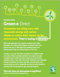 Green-e Direct