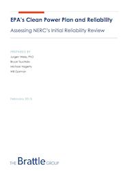 Battle Report - EPA Clean Power Plan Grid Reliability