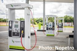 NoPetro-CNG Fueling Station