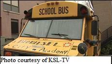 City Academy Bio Bus