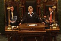 Gov Granholm State of State Speech