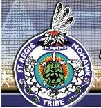 St Regis Mohawk Tribe logo