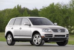 VW Toureg TDI