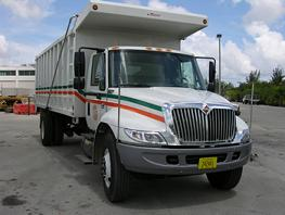 Coral Gables truck