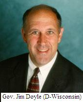 Gov Jim Doyle