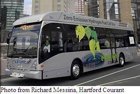 Hartford bus