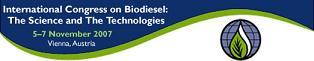 Int'l Congress on Biodiesel