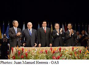 OAS meeting