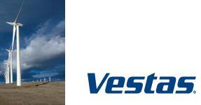 Vestas Windmills & logo