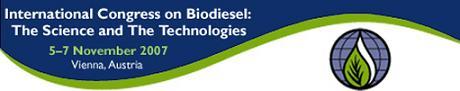 International Congress on Biodiesel
