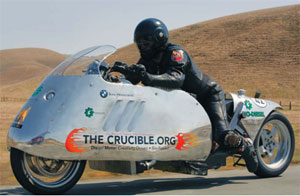 Crucible Bike