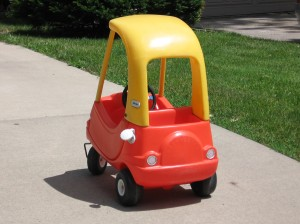 This is the car you will drive if the Climate Bill passes the Senate.