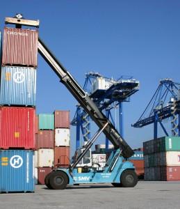 Wilmington container handler