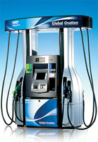 The Global Ovation Ix Dispenser Includes Many Elements That Support Customer Service Objectives Including St1 Refuel Re85 Compatibility