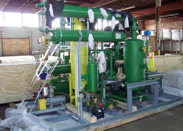 Maasbiodieselequipment