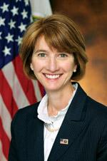 Dr. Kristina M. Johnson, Under Secretary of the U.S. Department of Energy