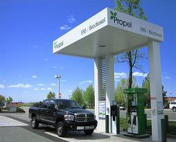 11 mil in grants for propel biodiesel ethanol stations energy. Black Bedroom Furniture Sets. Home Design Ideas