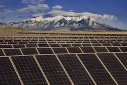 Example of SunEdison Utility Solar Project
