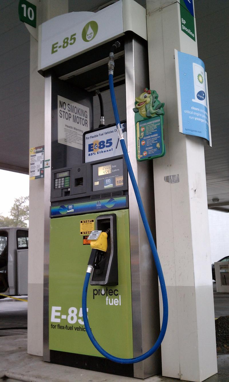 E85 Station Opens in Atlanta | Energy
