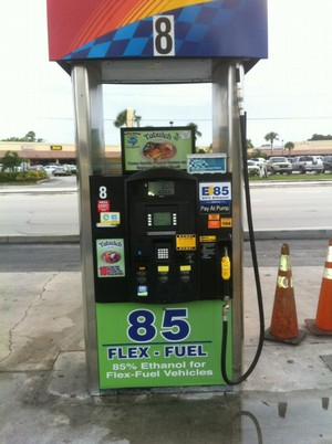 Flex Fuel Gas Stations >> New E85 Station Opens In Stuart Florida Energy