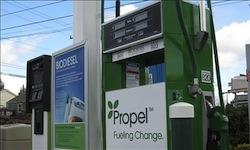 Propel biodiesel pump