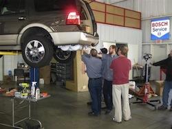 Alliance Autogas Propane Conversion