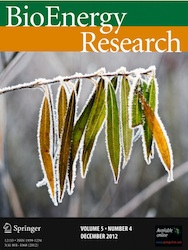 BioEnergy Research Cover