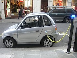EV charging in Europe