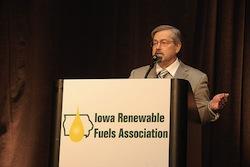 IA Gov Branstad at Iowa Renewable Fuels Summit