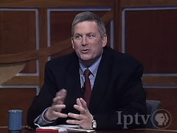 Iowa Ag Secy Bill Northy Photo IPTV