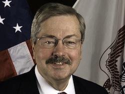 Iowa Gov. Terry Branstad