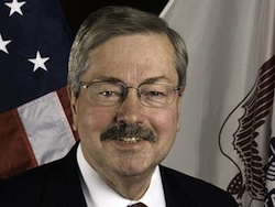 Iowa Gov. Terry Branstad
