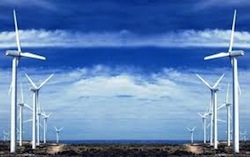 Los Vientos wind farm