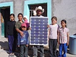 SolarPanel In Mexico community Photo: Jason West
