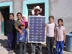 SolarPanel In Mexico community Photo: Jason West