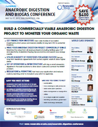 Biogas Advocates to Meet in San Francisco | Energy